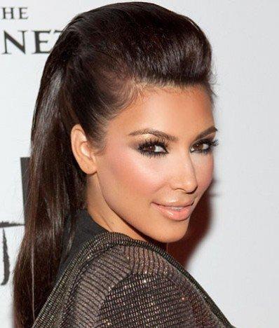 Причёски с начёсом фото