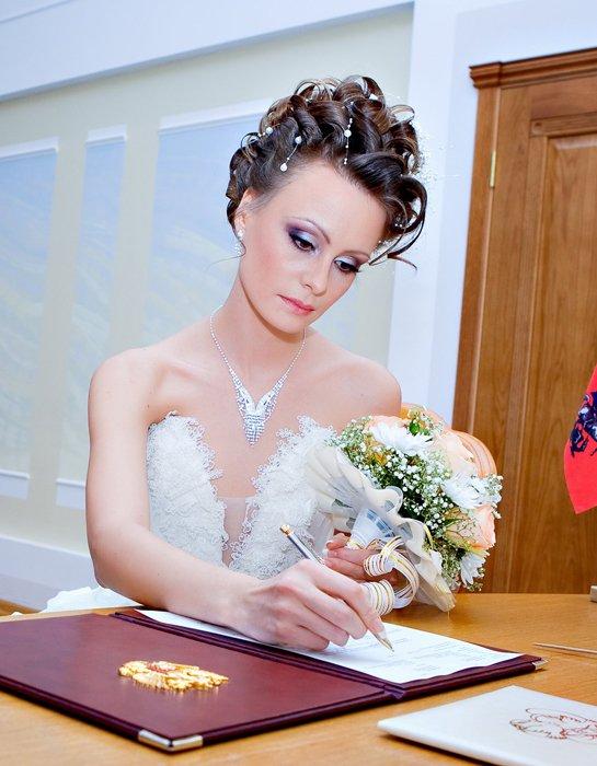 свадебные прически рубцовск