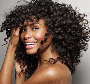 Прически на средние волосы из кудрей своими