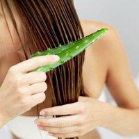 Мытье волос с витамином а и е