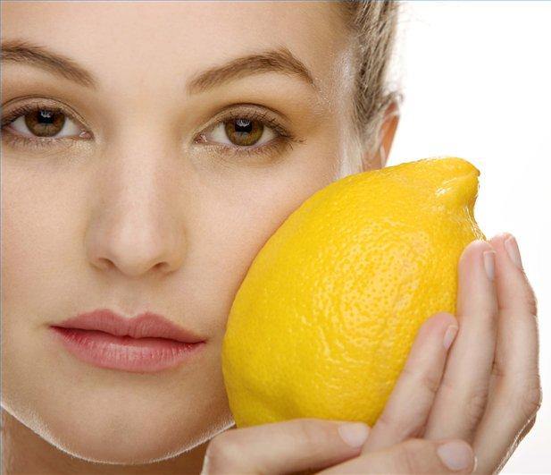 Маска для волос с лимонным соком