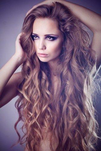 Красивые волосы уход за волосами - 0515b