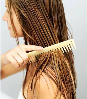 Аромарасчесывание волос какие масла