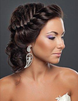 Фотографии. хайратники.  Греческий стиль.  Использование аксессуаров в образе невесты - негласное правило.