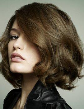 Кератиновое восстановление волос фото до и