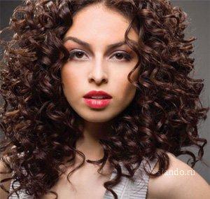 Стрижки после химии на средние волосы