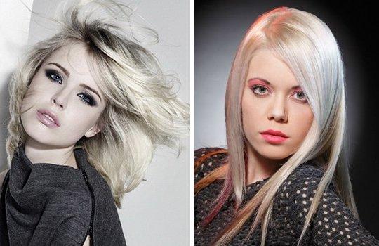 Фото волос светлый пепельный блондин