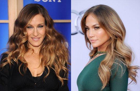 Окрашивание Ombre Hair Color - тренд сезона