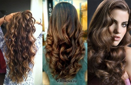 Прически на длинные волосы локоны фото