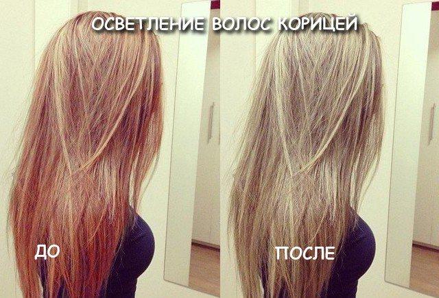 Волосы корицей покрасить