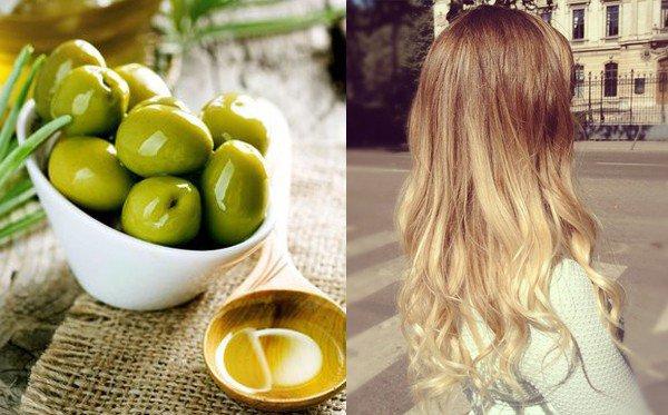 Оливковое масло невероятно полезно для волос