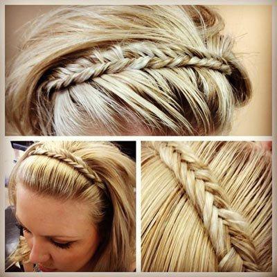 Самые актуальные варианты причёсок для школьниц на первое сентября. Фото №6
