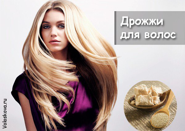 Дрожжи для волос – маски из дрожжей для волос