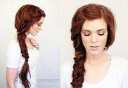 Прически самые красивые на короткие волосы пошагово
