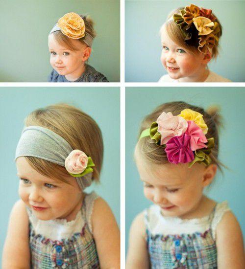 Прическа на короткие волосы ребенку