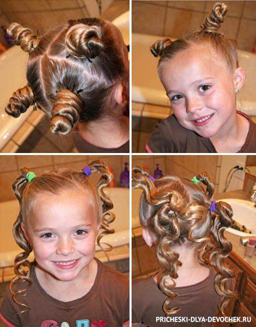 Как сделать волнистый волос без плойки