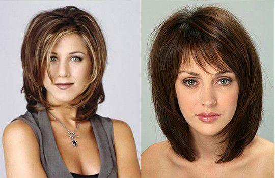 Причёски после 35