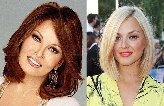 Прически для женщин 40 лет на длинные волосы