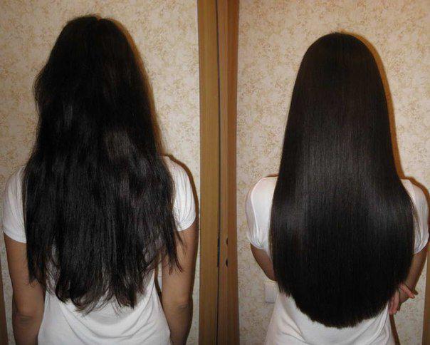 Что нужно для того чтобы сделать кератиновое выпрямление волос