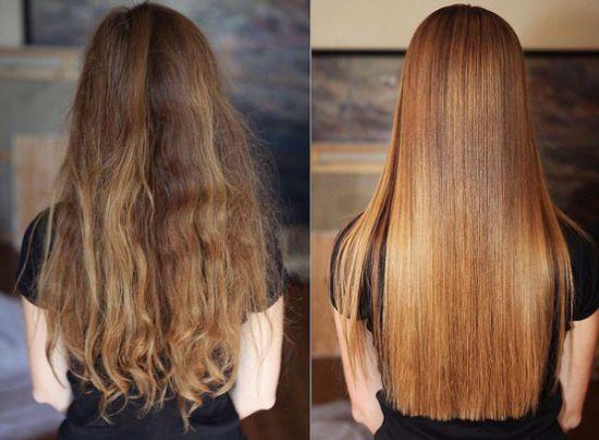 Что такое ламинирование волос и как его  740