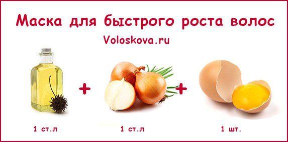 Касторовое масло для волос - польза, применение, рецепты масок