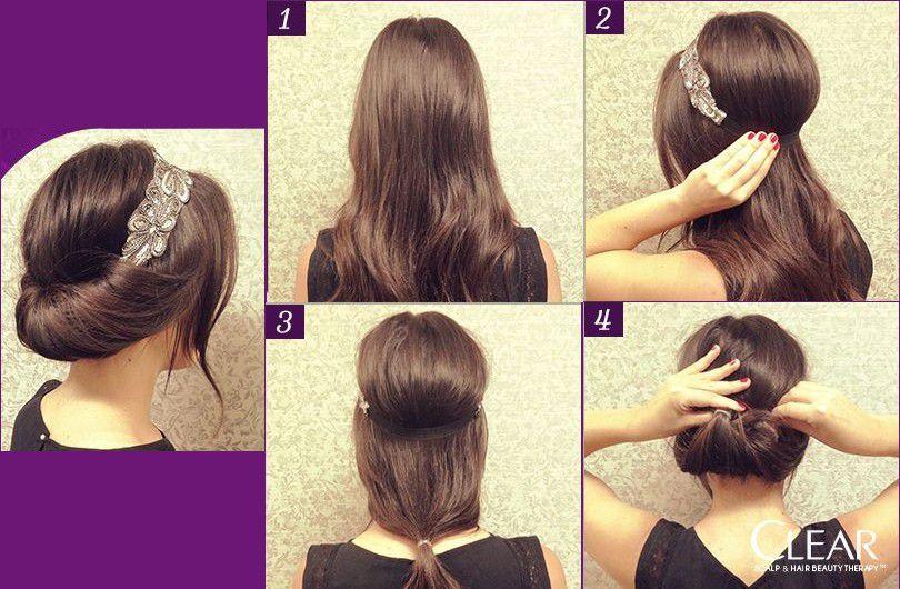 Причёски на длинные жидкие волосы в домашних условиях