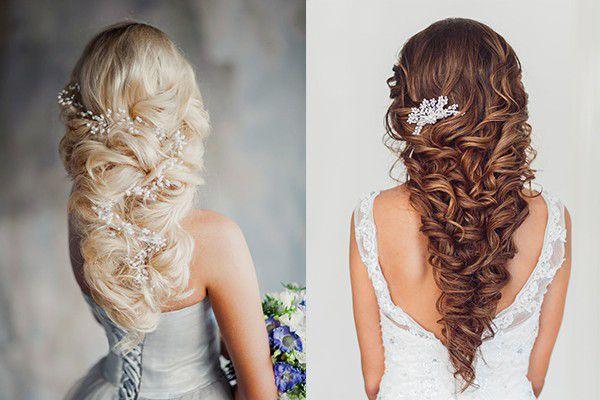 Свадебные причёски в греческом стиле на длинные волосы фото