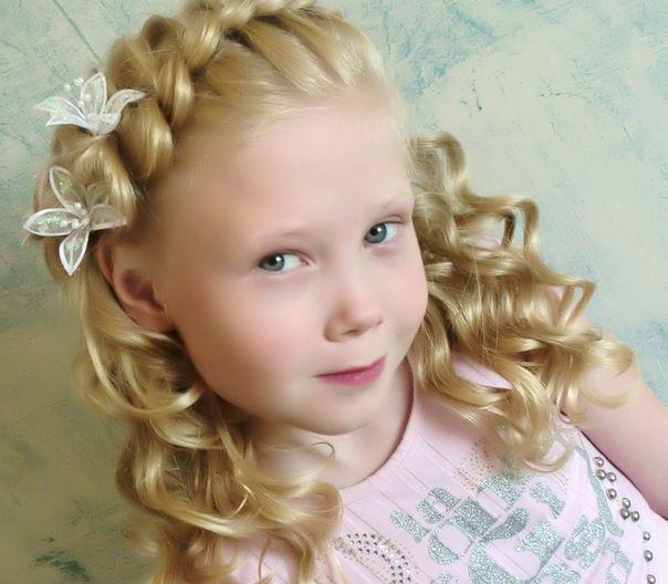 Как накрутить волосы ребенку в домашних условиях: безопасные
