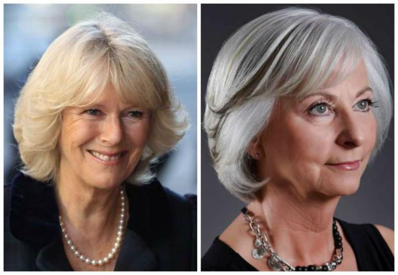 Какой цвет волос подойдет женщине после 50 — 55 лет