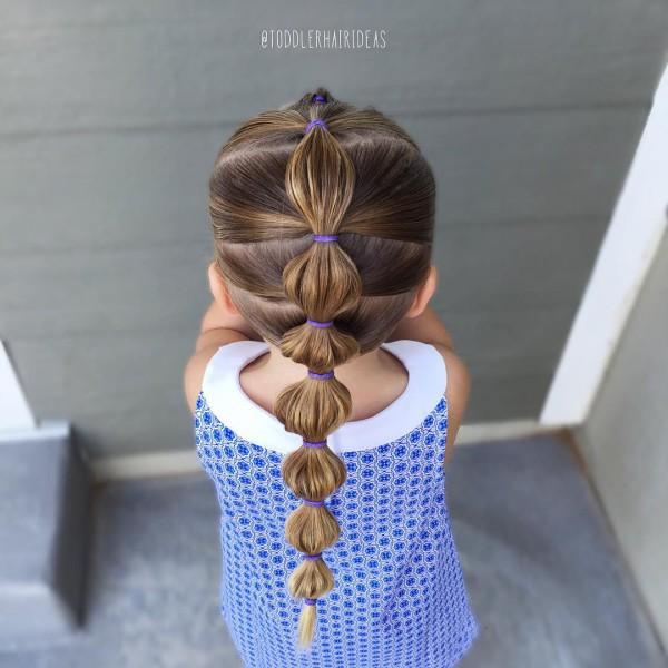 Идеи причесок для фото для девочек