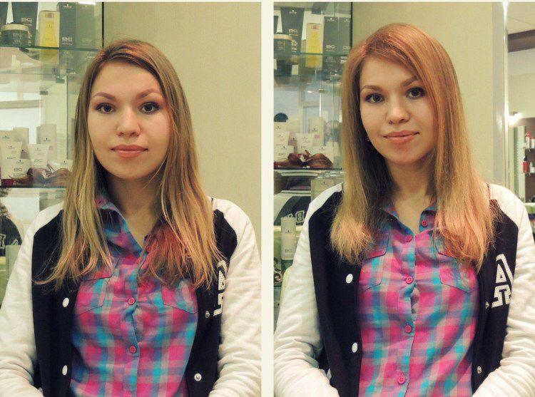 Прикорневой объём волос буст ап