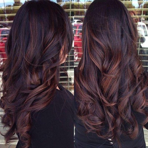 волосы цвета кофе с молоком фото