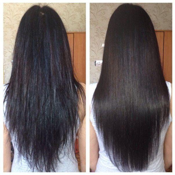 Ботокс картинки для волос