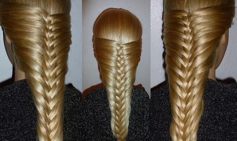 Оригинальные косы