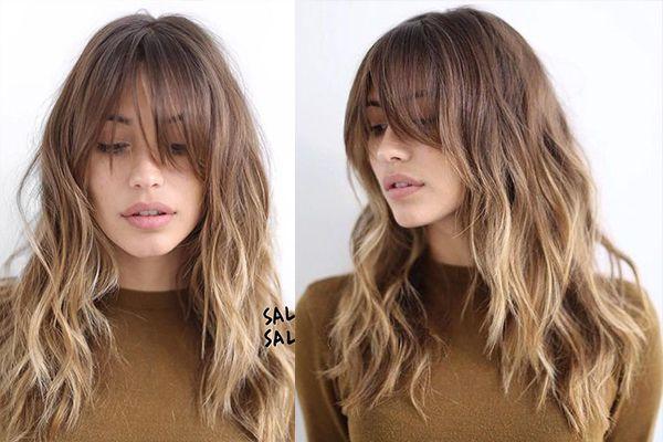 Лесенка на средние волосы - оригинальная стрижка для ваших волос | 400x600