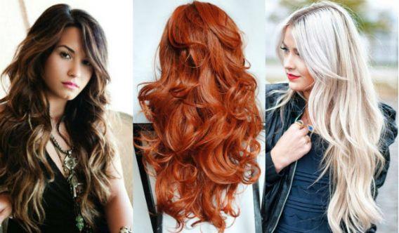 Модные стрижки для длинных волос с