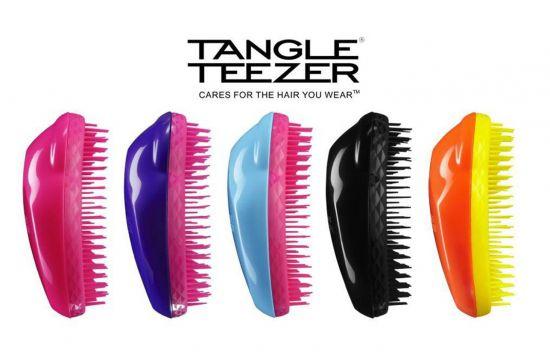Расческа Tangle Teezer - особенности и виды