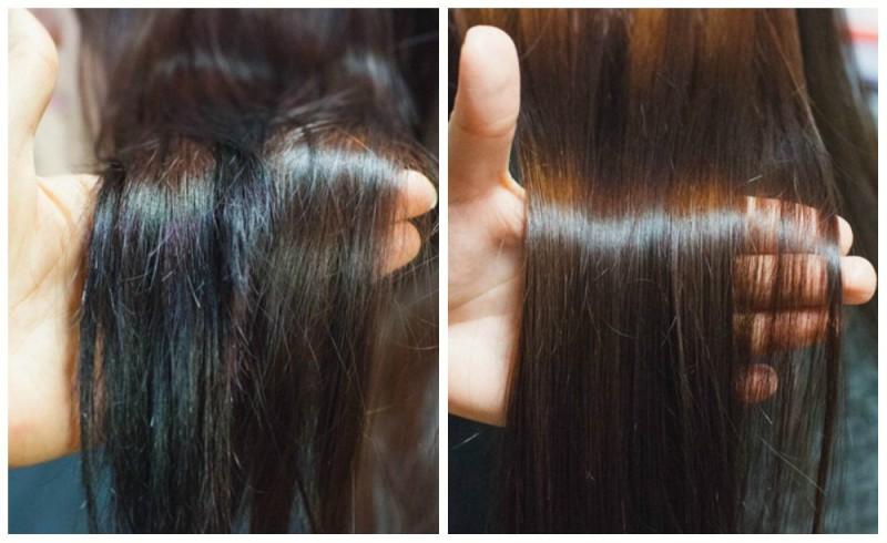 как убрать секущиеся волосы фото хотелось возложить