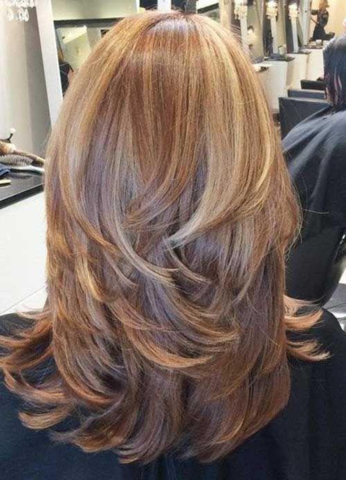 Стрижка Аврора на длинные, средние и короткие волосы